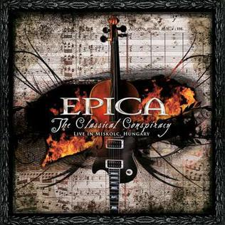 <i>The Classical Conspiracy</i> 2009 live album by Epica