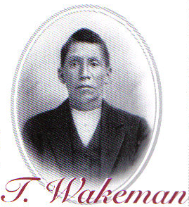 Thomas Wakeman Native American who organized the first Sioux Indian YMCA
