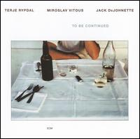 To Be Continued (Terje Rypdal album).jpg