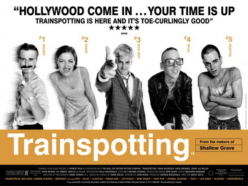 Resultado de imagen para pic of trainspotting movie