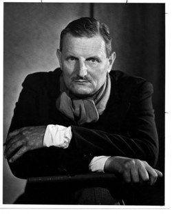 Tyrone Guthrie English actor and director