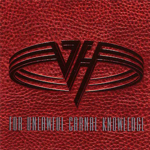 <i>For Unlawful Carnal Knowledge</i> 1991 studio album by Van Halen