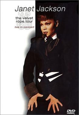 The Velvet Rope Tour – Live in Concert - Wikipedia