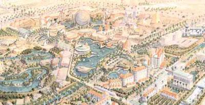 The Disneyland Brazil Resort Page WDWMAGIC Unofficial Walt - Disneyland brazil map