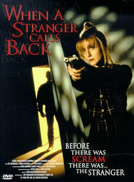 Staystillreviews Day 18 When A Stranger Calls Back 1993