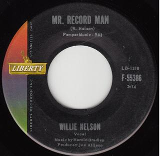 Mr. Record Man