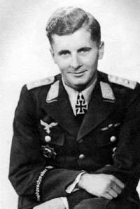 Wolf-Udo Ettel German World War II fighter pilot