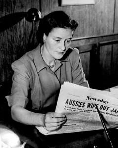Alicia Patterson editor