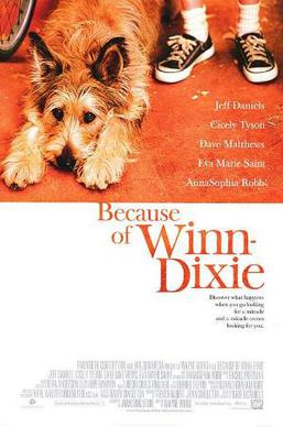 Because of Winn-Dixie full movie watch online free (2005)