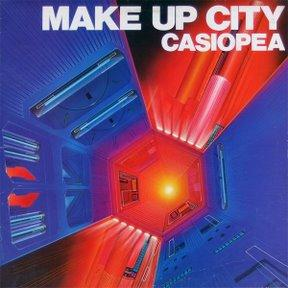 <i>Make Up City</i> 1980 studio album by Casiopea