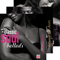 <i>Classic Soul Ballads</i> Compilation album by Various Artists