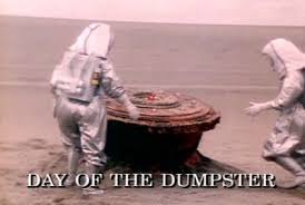 Day of the Dumpster 1st episode of the first season of Mighty Morphin Power Rangers