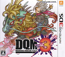 <i>Dragon Quest Monsters: Joker 3</i> Video game for the Nintendo 3DS
