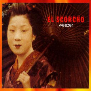 Weezer - El Scorcho single cover