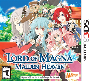 <i>Lord of Magna: Maiden Heaven</i> 2014 video game