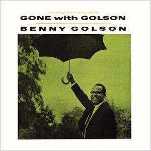 <i>Gone with Golson</i> 1959 studio album by Benny Golson