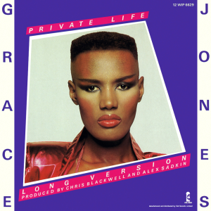 Private Life 1980 single by Grace Jones