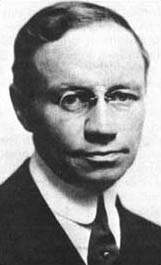 Herbert Croly, one of the founders of modern liberalism in the United States, who rejected the thesis that the liberal tradition in the United States was inhospitable to anti-capitalist alternatives and that the American liberal promise could be redeemed only by syndicalist reforms involving workplace democracy H Croly.jpg