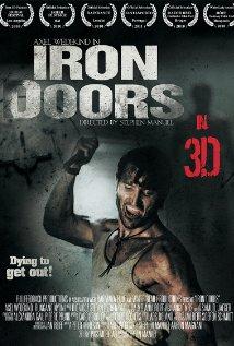 Iron Doors film poster.jpg & Iron Doors - Wikipedia Pezcame.Com