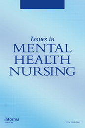 Issues in Mental Health Nursing