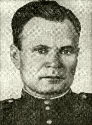 Ivan Mokrousov Hero of the Soviet Union