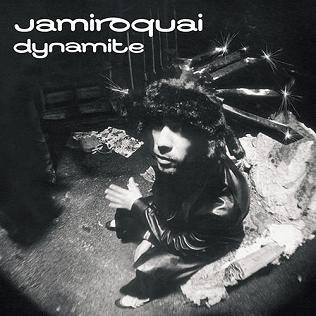 <i>Dynamite</i> (Jamiroquai album) 2005 studio album by Jamiroquai