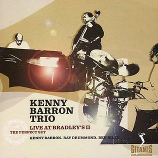 <i>Live at Bradleys II</i> 2005 live album by Kenny Barron Trio