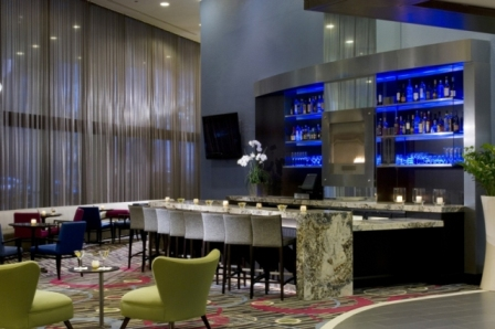 Doubletree Hilton Magnificent Mile In Room Dining