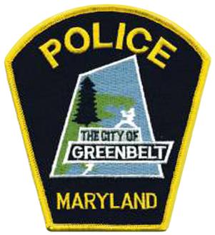 Greenbelt Maryland Police File md Greenbelt Police Png