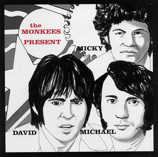 <i>The Monkees Present</i> 1969 studio album by the Monkees