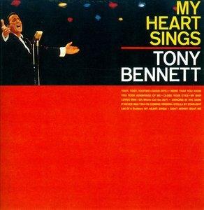 <i>My Heart Sings</i> (album) 1961 studio album by Tony Bennett