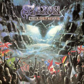 <i>Rock the Nations</i> album by Saxon
