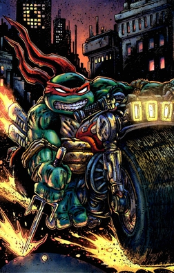 Raphael (Teenage Mutant Ninja Turtles) - Wikipedia