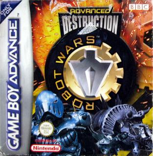 <i>Robot Wars: Advanced Destruction</i> 2001 video game