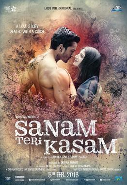 Sananm Teri Kasam 2016 Hindi BluRay 720p 1.5GB