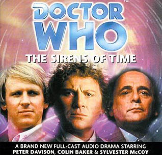 <i>The Sirens of Time</i> 1999 Doctor Who audio drama written by Nicholas Briggs
