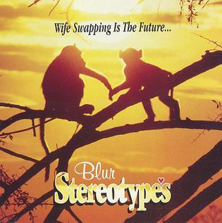 曲のイメージをカバー Stereotypes によって Blur