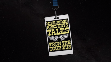 mike judge presents tales from the tour bus season 1 episode 1 watch
