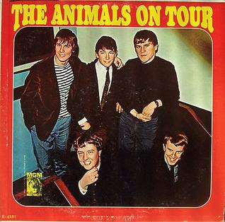 <i>The Animals on Tour</i> 1965 studio album by The Animals
