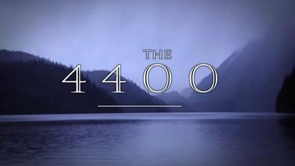 Picture of a TV show: 4400
