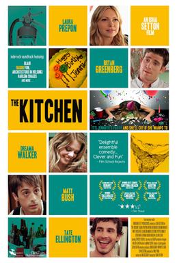 The Kitchen (2012 film) - Wikipedia