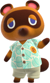 Tom Nook Wikipedia