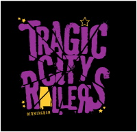 Tragic City Rollers womens flat track roller derby league