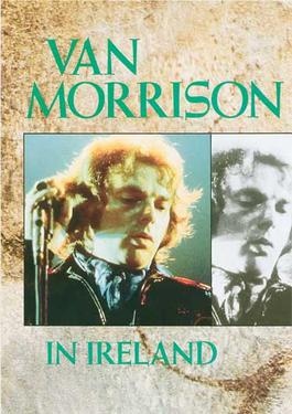 Van Morrison in Ireland artwork