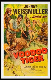 <i>Voodoo Tiger</i> 1952 film by Spencer Gordon Bennet