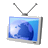 The Windows Live TV logo.