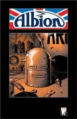 <i>Albion</i> (comics) Comic book series