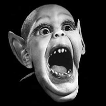 Tabloid Character Batboy