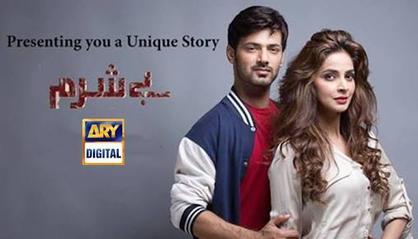 Besharam (TV series) - Wikipedia