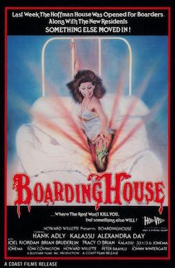 Risultati immagini per the boarding house poster